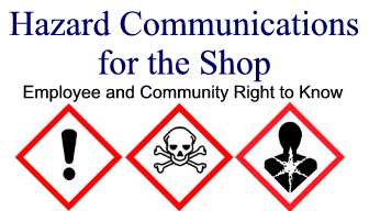 2  Employee and Community Right to Know (Hazard Communications)
