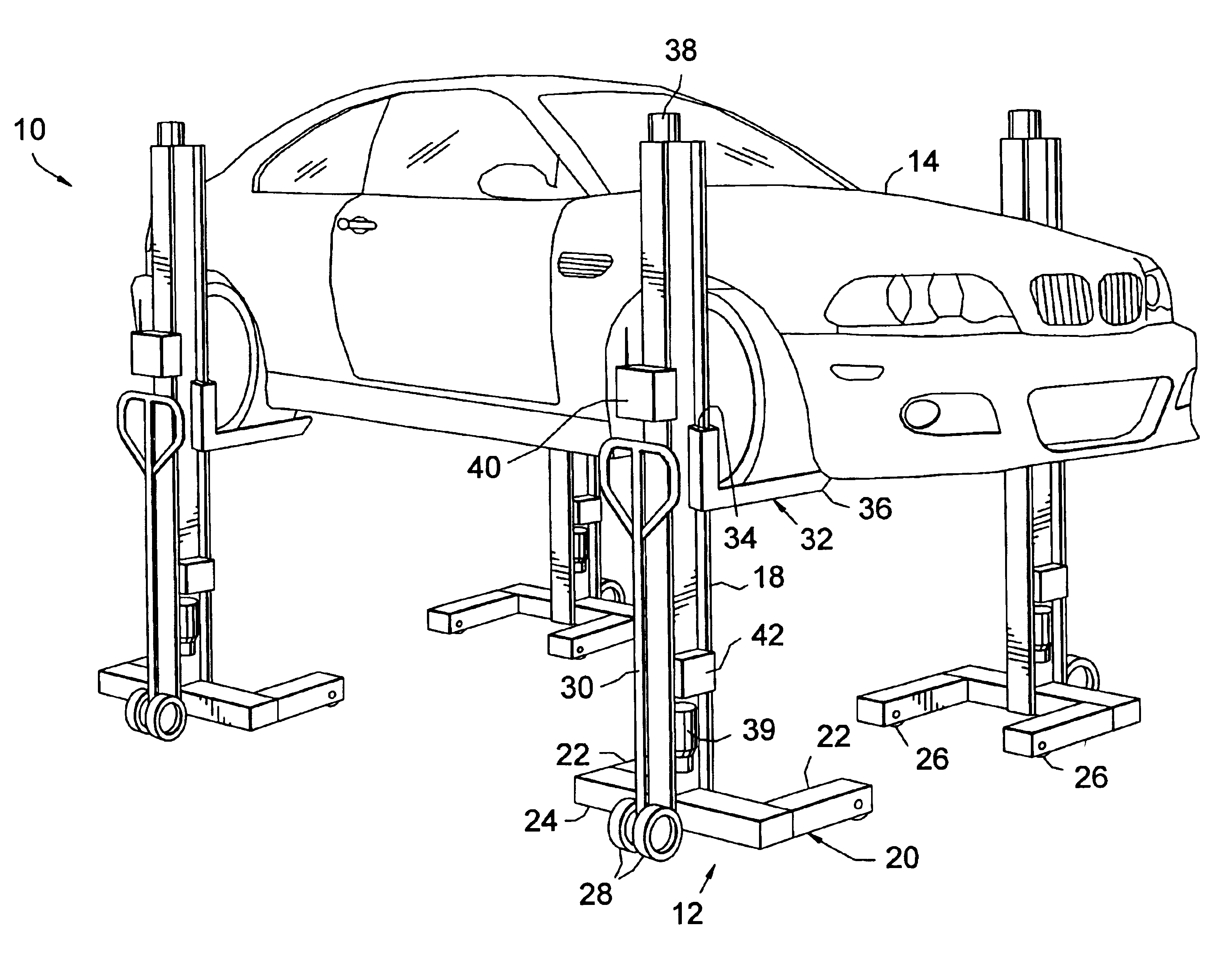 11 automotive lifts and other lifting equipment aese Car lift plans